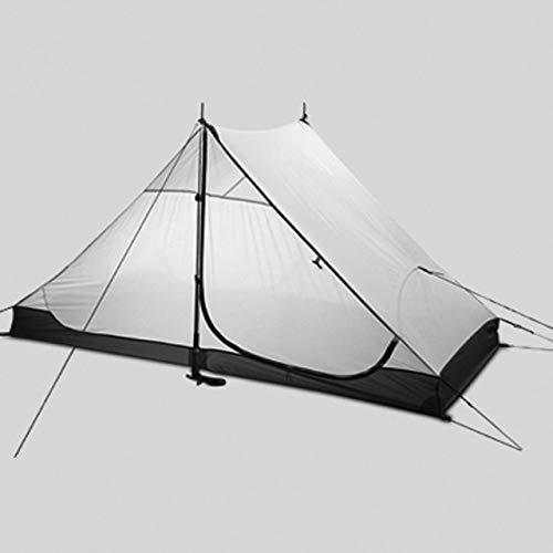 TENT Haute qualité Vitesse 3F UL 2 Personnes 3 Saisons et 4 Saisons intérieures de LANSHAN 2 sur la Porte Tente de Camping (Color : 4 Season Inner tent)