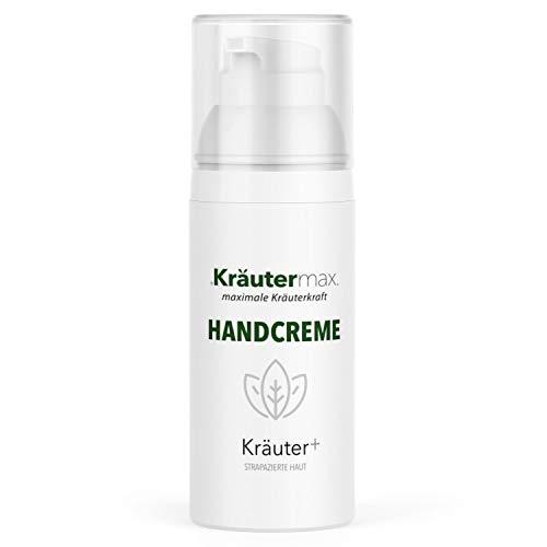 Kräuter Handcreme Hand Creme mit Kamille Sheabutter Urea für Strapazierte Haut 1 x 50 ml
