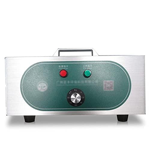 GXXDM Generador de ozono Comercial, purificador de Aire O3 Industrial, máquina generadora de ozono portátil con esterilizador desodorizador con Temporizador, 5000 MG/h