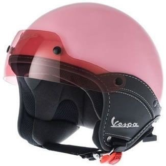 Vespa Casco Jet Soft Touch Gloss, tamaños: L–59/60