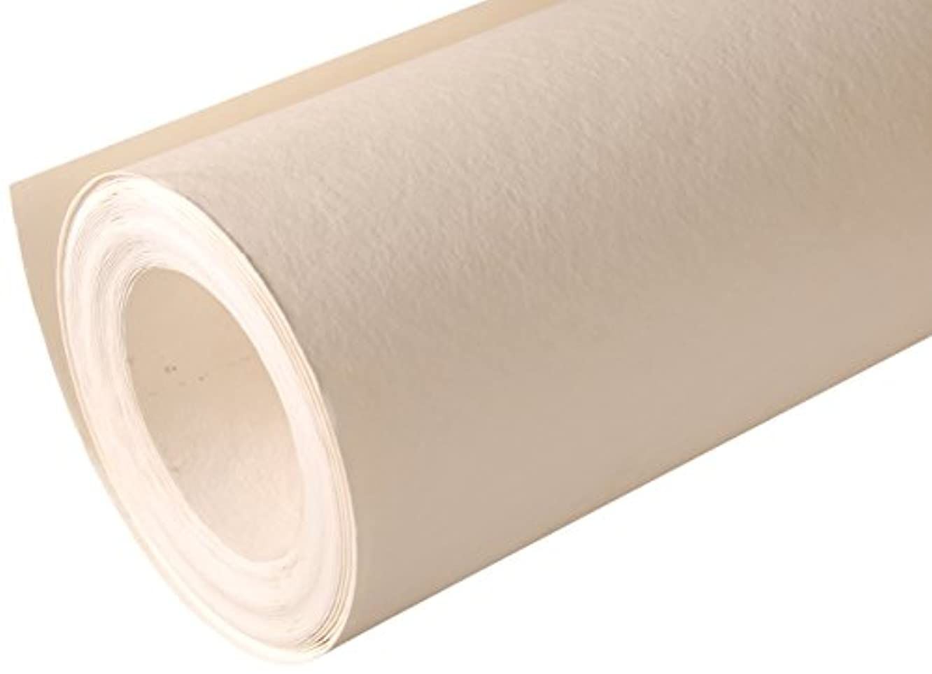 Clairefontaine 10 x 1.96 m Grained Paper Roll, 224 g, White