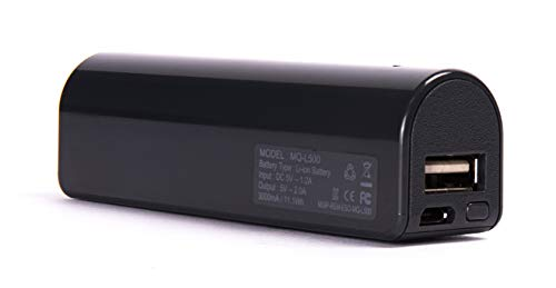 Registratore audio digitale professionale con batteria in standby 150 giorni e 336 ore di registrazione continua, attivazione vocale, data e ora, 16 GB di memoria per 576 ore, qualità audio MP3 HD