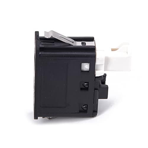 Jhong Store Coche USB AUX En Enchufe el Interruptor de la Toma de Entrada Auxiliar con USB Adaptador Apto para BMW E81 E87 E90 F10 F12 E70 E82 F10 Accesorios para automóviles