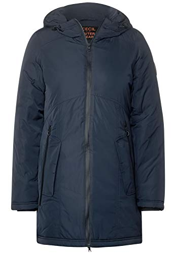 Cecil Damen Sportive Outdoorjacke deep Blue XXL