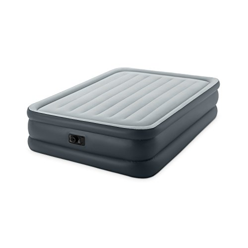 Intex Dura-Beam Standard Series Essential Rest Airbed with...
