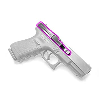 Glock Clip Gun Holster Pocket Draw Frame Plate Accessories Clips Parts Belt Clip