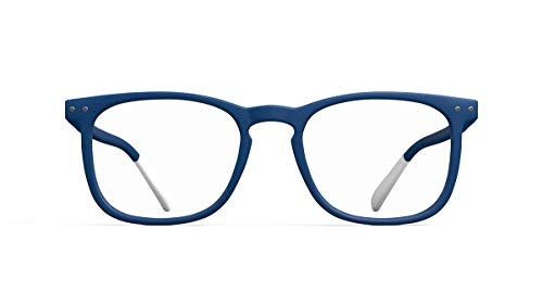 Pantone Lesebrille Nr. Three Anti Blaulicht Marineblau +2