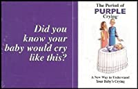 The Period of Purple Crying A New Way to Understand Your Baby's Crying (DVD) [並行輸入品]
