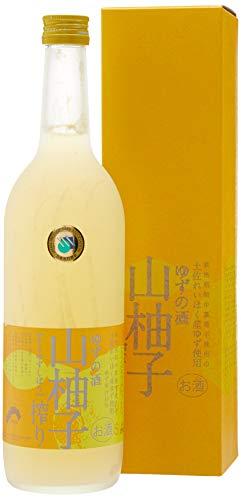司牡丹酒造 山柚子搾り ゆずの酒