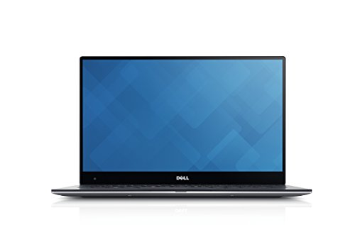 Dell XPS 13 9360 Notebook, Nero, Argento