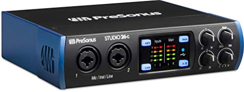 Presonus Studio 26c Interfaz De Audio USB-C