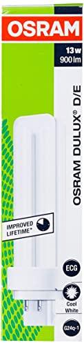 Osram G24q-1 DULUX D/E13W/84 KOMPAKTLEUCHTSTOFFLAMPE 13W COOL WHITE
