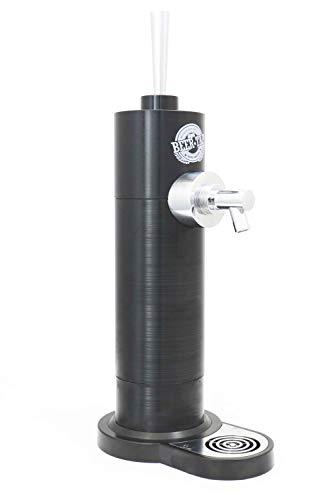 Spillatore Birra da casa di Richard Bergendi Black Edition - Dispenser per birra alla spina da casa