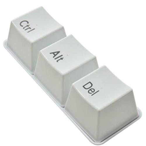 Kakymjxnj Tasse Tastatur Tee Kaffeetasse, weiß, 51-100ml