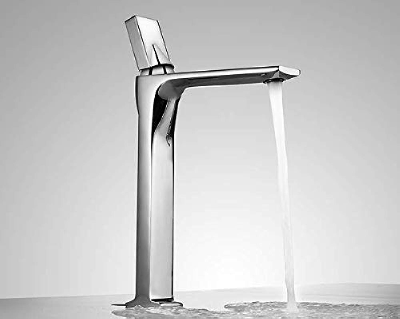 Xiehao Basin Faucet Chrome Faucet Basin Taps Bathroom Sink Faucet Single Handle Hole Deck Vintage Wash Hot Cold Mixer Tap Crane