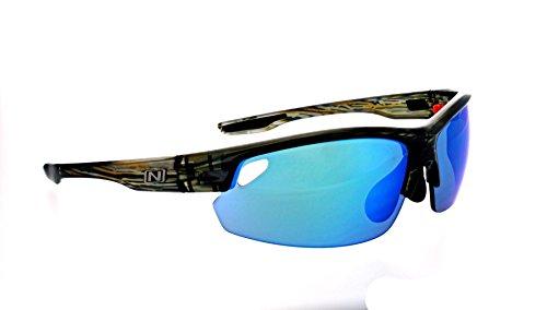 Optic Nerve, Desoto, Unisex Sunglasses, Pro 3-Lens Flip Off...