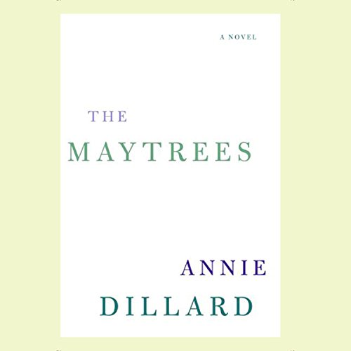 The Maytrees audiobook cover art