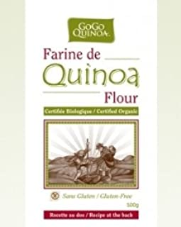 Quinoa Flour Org(500g) Brand: Ontario Natural Food Co-op