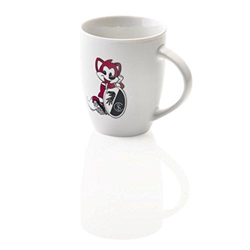 Unbekannt Tasse Füchsle SC Freiburg - Kaffeebecher, Tasse, Becher, Kaffeetasse, Kaffeepot, Mug