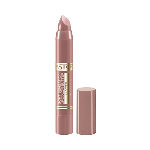 Astor Soft Sensation Lipcolor Butter Matte, 040 Pink Sand, pflegender Lippenstift