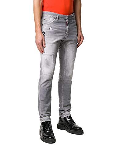 DSquared Pantalone Misto Cotone 50
