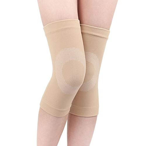 HUANGDANSEN Knee Pads Men and Women Thin Socks, Decompression, Air Conditioning, Sports, Warm Joints, Yoga Dancers, Elbow Pads and Knee Pads
