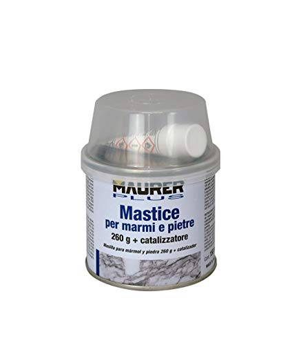 MAURER 14075005 Masilla Para Marmol 150 ml