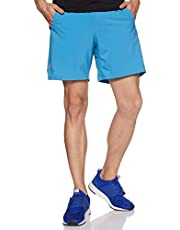 Under armour Launch S7 Branded Short For Men Size M - Sky Blue