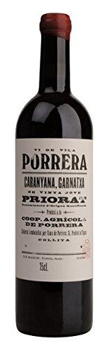 6x 0,75l - 2015er - Cims de Porrera - Vi de Vila Porrera - Priorat D.O.Ca. - Spanien - Rotwein trocken