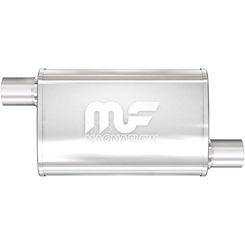 Magnaflow 11132 Stainless Steel Oval Muffler