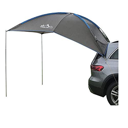 Dachzelt Dachzelt Auto Dachzelt Autodachzelt, Autodachmarkise Wasserdichtes, Reißfestes Auto-Camping-Zelt Robustes Auto-Seiten-Markise Anti-UV-Zelt Für SUV MPV Trailer Beach Camping Auto-Reisezelt