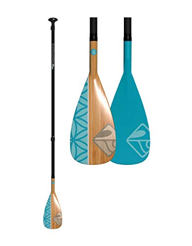"""Product Image 4: Boardworks SHUBU Flow All-Water Yoga Inflatable Stand-Up Paddle Board (iSUP) 