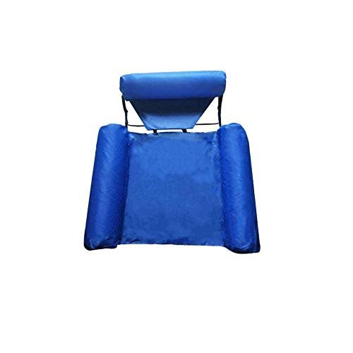 BANGSUN Wasserhängematte Pool Liege Float Aufblasbare Flossen Schwimmen Air Sofa Schwimmend