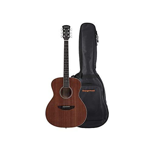 Orangewood 6 String Acoustic Guitar, Right, Mahogany (OW-DANA-M)