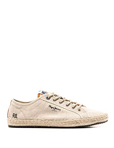 Zapatillas Pepe Jeans De Tela Tourist Lamu Hombre