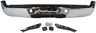 OE Replacement Toyota Tacoma Rear Bumper Assembly (Partslink Number TO1103113)
