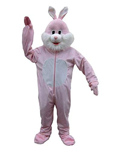 Dress Up America Costume de mascotte de lapin mignon