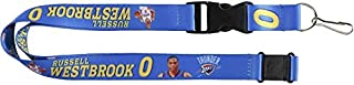 aminco NBA Golden State Warriors Kevin Durrant Players Action Lanyard