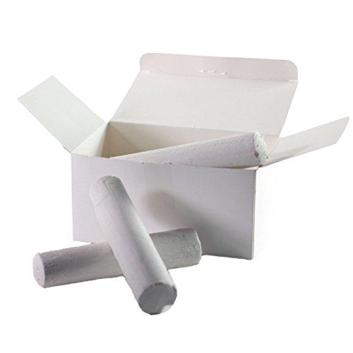 Playground Jumbo - Tizas (8 unidades), color blanco