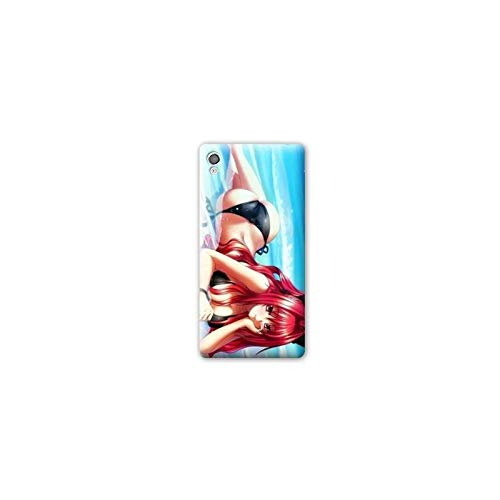 Coque pour Sony Xperia Z5 Manga - Divers - Plage