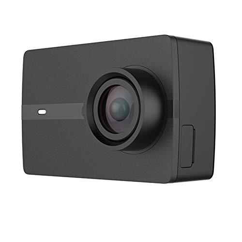 JSX Action Camera, 16MP Reale 4K Sport compacte camera met 2 inch LCD-scherm WiFi 150 graden groothoeklens zwart