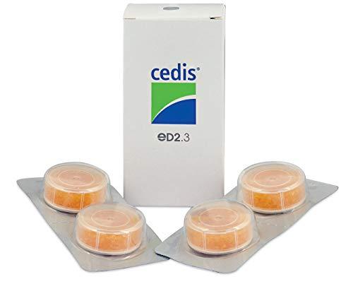 8 unidades Cedis cápsulas secas (2 x 4 unidades) – Cedis número 87300, paquete doble