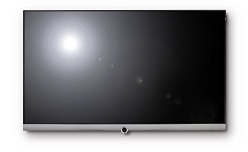Connect 55 UHD - 140 cm Fernseher Made in Germany ( Ultra HD, Triple Tuner, 1TB integrierte Festplatte, SmartTV ) silber [Energieklasse B]