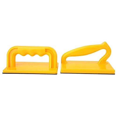 2 Stks Praktische Houten Zaag Plastic Duwstok Oblique & Rechte Veiligheid Duwblok Houtbewerking Tool