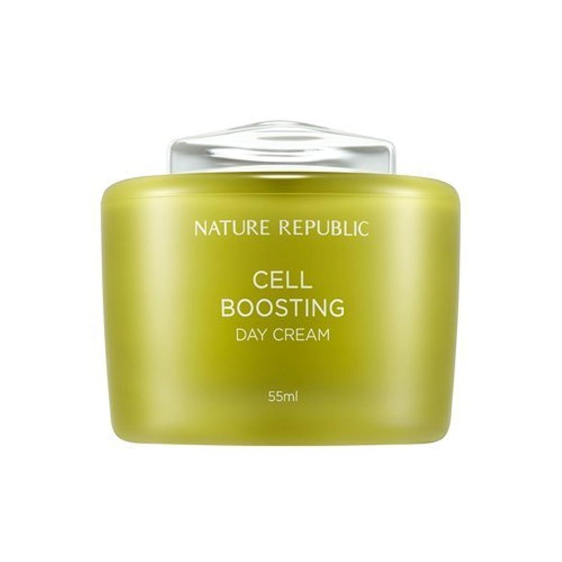 傑出した金銭的脅かすNATUREREPUBLIC Cell boosting Day Cream