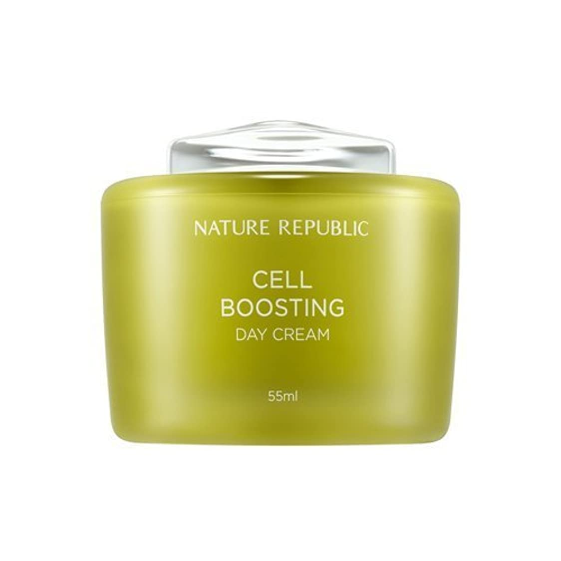 州ブラウス焦がすNATUREREPUBLIC Cell boosting Day Cream