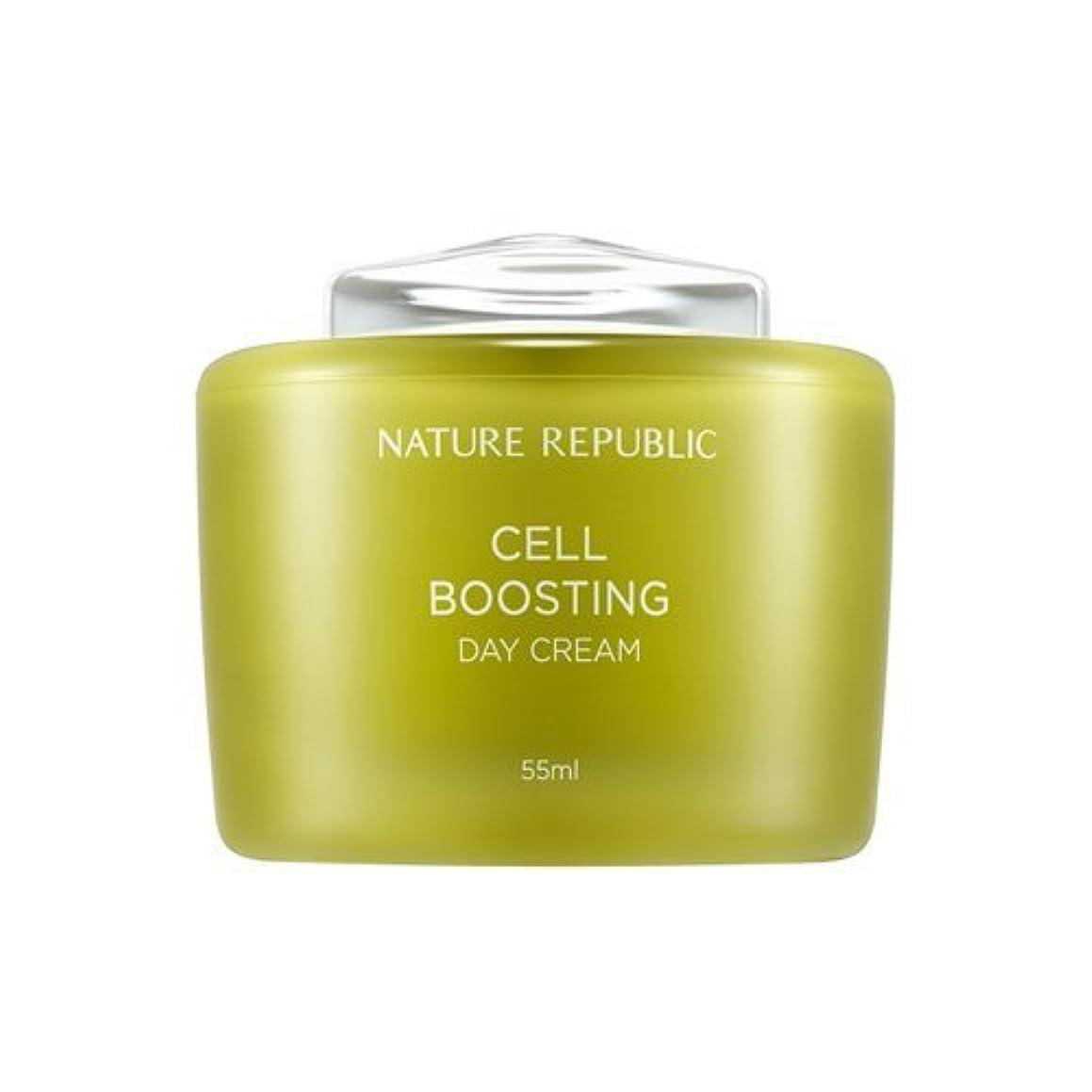 質量興奮麻酔薬NATUREREPUBLIC Cell boosting Day Cream