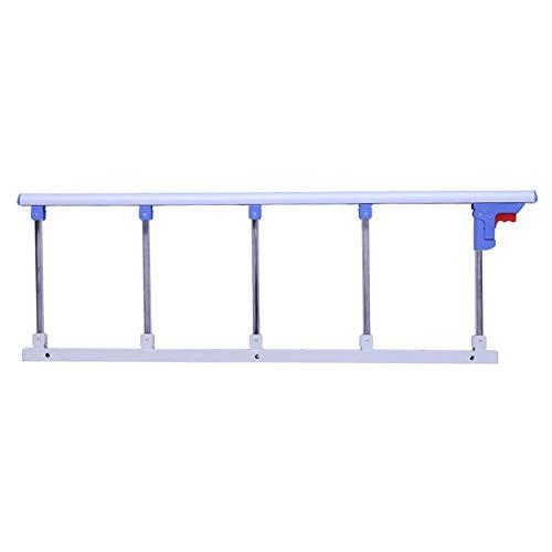 JFFFFWI Playpens Safety Bed Rail Assist Handle, Bed Guard for Senlyly, Adults, Toddler, Folding Hospital Bedside Grab Bar Bumper Handicap Handicap Medical Assistance Devices, 120cm