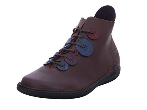 Loint's of Holland Damen Stiefeletten Natural,Chesnut-Blue 68743-2240 braun 755171