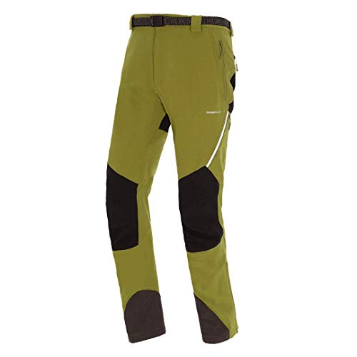 Trangoworld Prote Fi Pant. Largo, Hombre, Verde Cala/Antracita, M